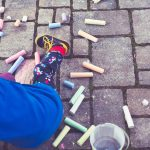 Outdoor Chalk Games